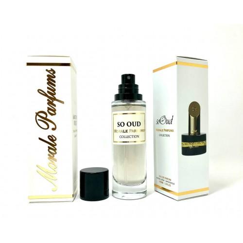 Аромат унисекс So Oud Morale Parfums (Соу Уд Морал Парфюм) 30 мл