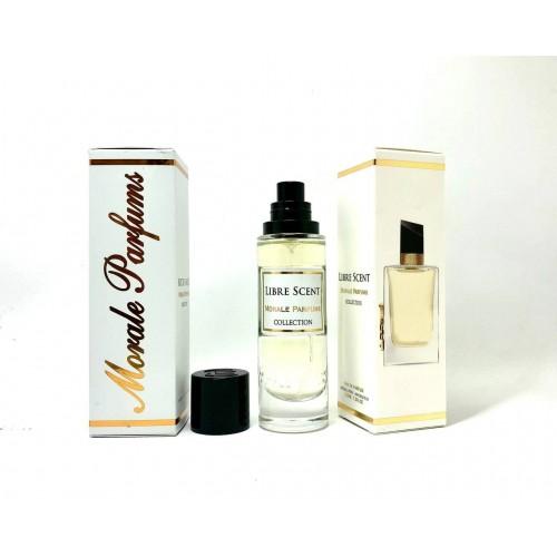 Женский аромат Libre scent Morale Parfums (Либре Сэнт Морал Парфюм) 30 мл