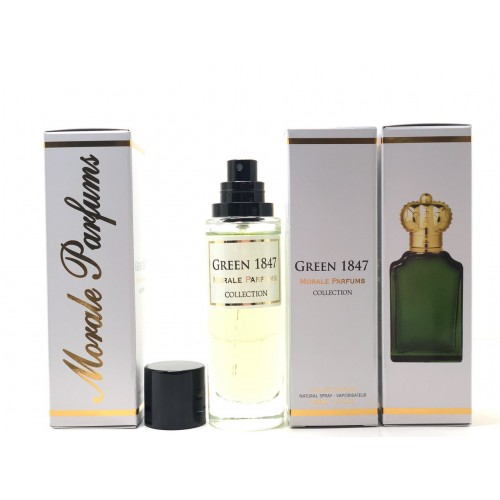 Аромат унисекс  Green 1847 Morale Parfums (Грин 1847 Морал Парфюм) 30 мл
