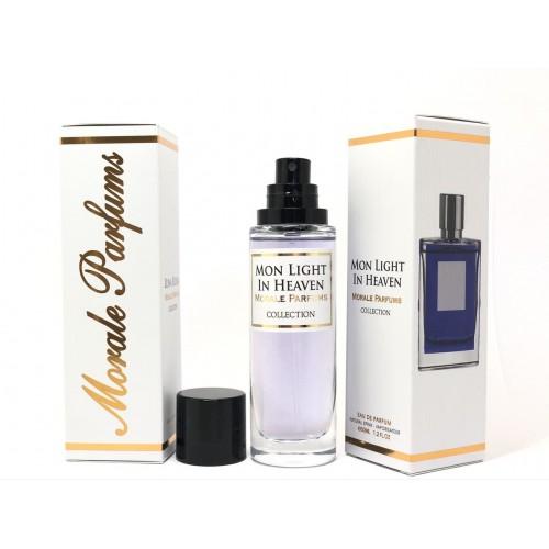 Аромат унисекс Mon light in Heaven Morale Parfums (Мон Лайт Хевен Морал парфюм) 30 мл