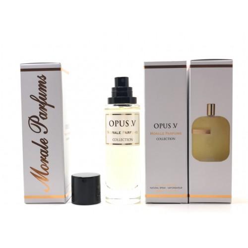 Аромат унисекс Opus.V Morale Parfums (Опус Морал Парфюм) 30 мл