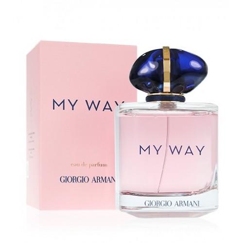 Женский парфюм Giorgio Armani My Way (Джорджио Армани Май Вэй) 90 мл