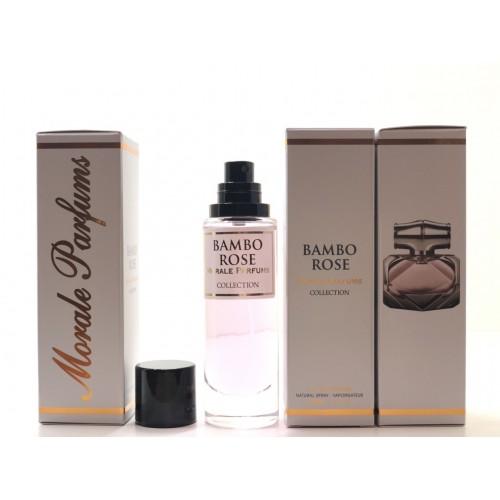 Женский аромат Bambo Rose Morale Parfums (Бамбу Роуз Морал Парфюм) 30 мл
