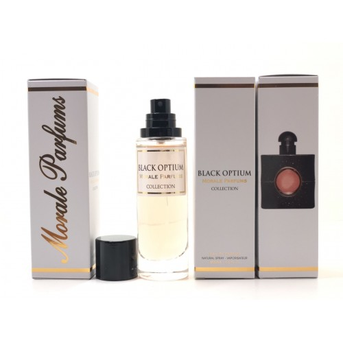 Женский аромат Black Optium Morale Parfums (Блэк Оптиум Морал Парфюм) 30 мл