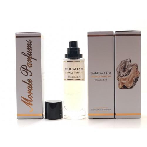 Женский аромат Emblem Lady Morale Parfums  (Эмблем Леди Морал Парфюм) 30 мл