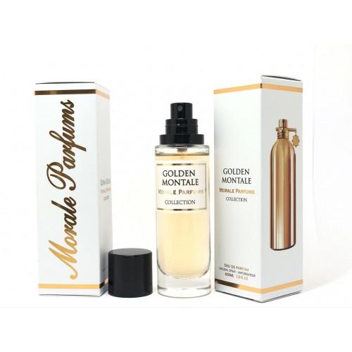 Женский аромат Golden Montale Morale Parfums ( Голден Монтал) 30 мл