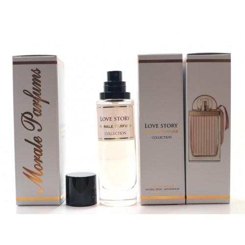 Женский аромат Love Story Morale Parfums  (Лав Стори Морал Парфюм) 30 мл