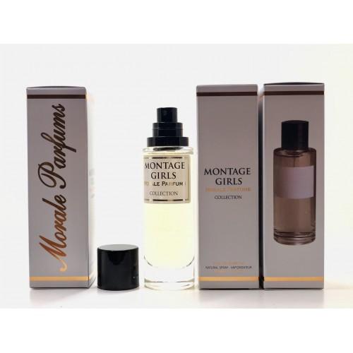 Женский аромат Montage Girls Morale Parfums  (Монтаж Гёрлс Морал Парфюм ) 30 мл