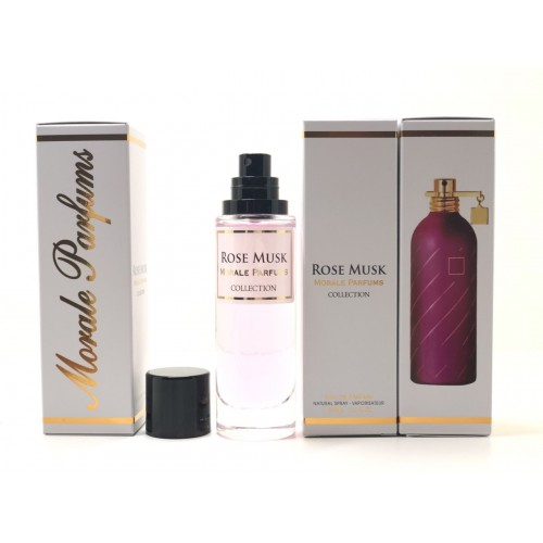 Женский аромат Rose Musk Morale Parfums  (Роуз Муск Морал Парфюм) 30 мл
