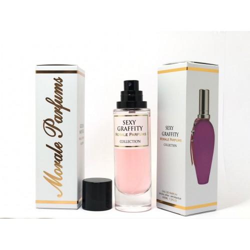 Женский аромат Sexy Graffity Morale Parfums ( Секси Граффити Морал парфюм) 30 мл