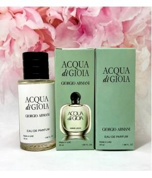 Парфюмированная вода женская Acqua di Gioia Giorgio Armani (Джорджио Армани Аква Ди Джоя) 55 мл