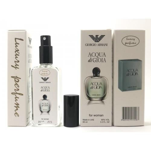 Женский тестер Luxury Perfume Giorgio Armani Acqua di Gioia (Джорджио Армани Аква Ди Джоя) 65 мл