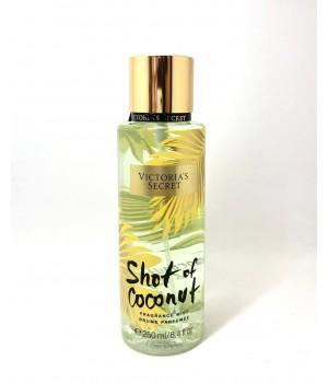 Спрей для тела  Victoria's Secret Shot Of Coconut (Виктория Сикрет Шот Оф Коконат) 250 мл