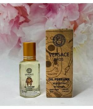 Оригинальные масляные духи женские Versace Eros (Версаче Эрос) 12 мл