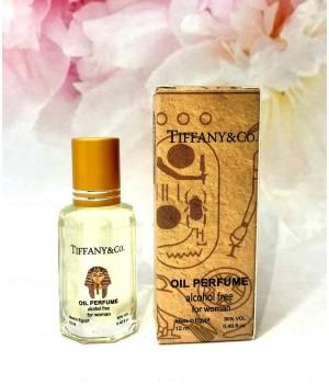 Оригинальные масляные духи женские Tiffany & Co (Тиффани) 12 мл