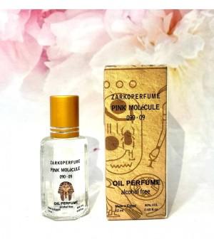 Оригинальные масляные духи унисекс Zarko Perfume Pink Molecules 090-09 (Зарко Парфюм Пинк Молекула 09) 12 мл