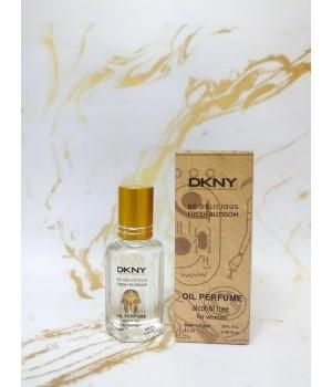 Оригинальные масляные духи Donna Karan Be Delicious Fresh Blossom (Донна Каран Би Делишес Фреш Блоссом) 12 мл