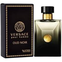 Мужская парфюмированная вода Versace Pour Homme Oud Noir (Версаче Пур Хом Оуд Ноир)