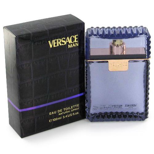 Туалетная вода для мужчин Versace Man (Версаче Мен)100ml
