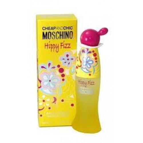 Женская туалетная вода Moschino Cheap and Chic Hippy Fizz(Москино Чип Чик Хиппи Физ) 100 мл