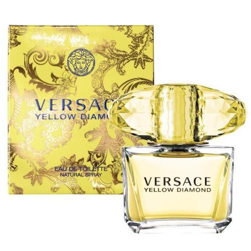 Женская туалетная вода Yellow Diamond Versace (Версаче Диамонд Йелоу) 90 мл