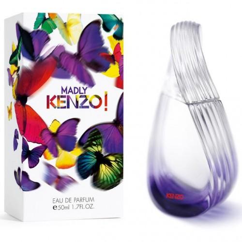 Женская парфюмированная вода  Kenzo Madly (Кензо Медли) 80 мл