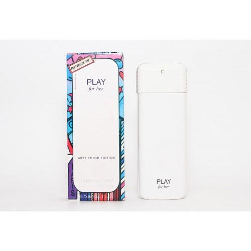 Женская парфюмированная  вода Givenchy Play Arty Color Edition (Живанши плэй арти колор эдишен) 75 мл