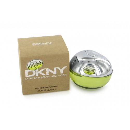 Женская парфюмированная вода Donna Karan DKNY Be Delicious (Донна Каран бай Делишес) 100 мл