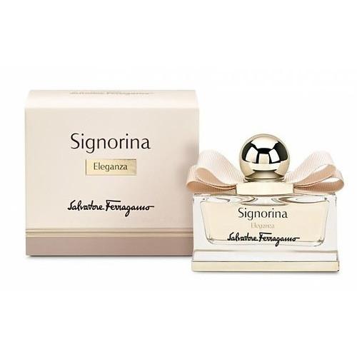Женская парфюмированная вода Salvatore Ferragamo Signorina Eleganza ( Ферагамо Сигнорина Элеганса) 100 мл