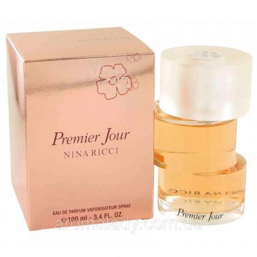 Женская парфюмированная вода Nina Ricci Premier Jour(Нина ричи Премьер Жур) 100мл