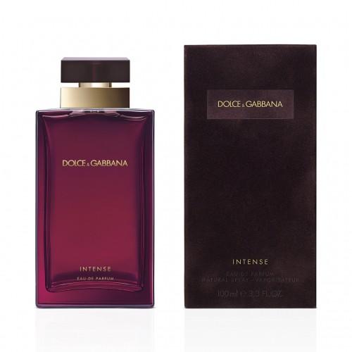 Женская парфюмированная вода Dolce & Gabbana Pour Femme Intense (Дольче Габбана Пур Фемм Интенс) 100 мл