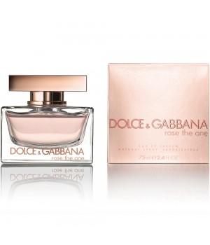 Женская парфюмированная вода Dolce & Gabbana Rose The One (Дольче Габбана Роуз Зе Ван) 75 мл