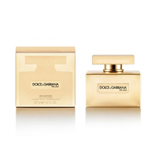Женская парфюмированная вода Dolce&Gabbana The One Gold (Дольче Габбана Зе Ван Голд) 75 мл