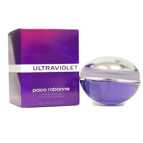 Женская туалетная вода Ultraviolet Paco Rabanne (Пако Рабан ультравиолет) 80 мл