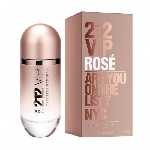 Женская парфюмированная вода Carolina Herrera 212 Vip Rose (Каролина Херера 212 Вип Роуз) 80 мл