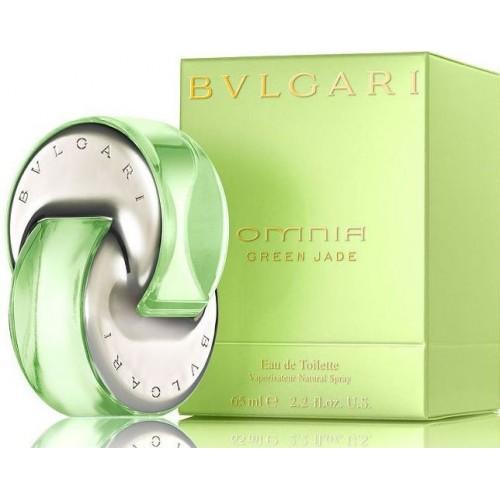 Женская туалетная вода Bvlgari Omnia Green Jade (Булгари Омниа Грин Жаде) 65 мл