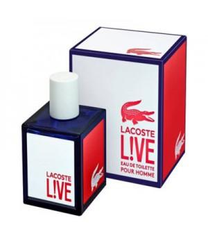 Мужская парфюмированная вода Lacoste Live Pour Homme (Лакост Лив Пур Хом)100 мл