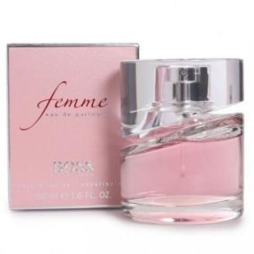 Женская парфюмированная вода  Hugo Boss Boss Femme (Хьюго Бос Фэм) 100 мл