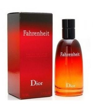 Мужская парфюмированная вода Christian Dior Fahrenheit Le Parfum (Кристиан Диор Фаренгейт ле Парфюм) 75 мл