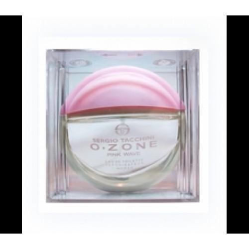 Женская туалетная  вода Sergio Tacchini O-Zone Pink Wave(Серджио Тачини О Зон Вумэн Пинк) 100мл