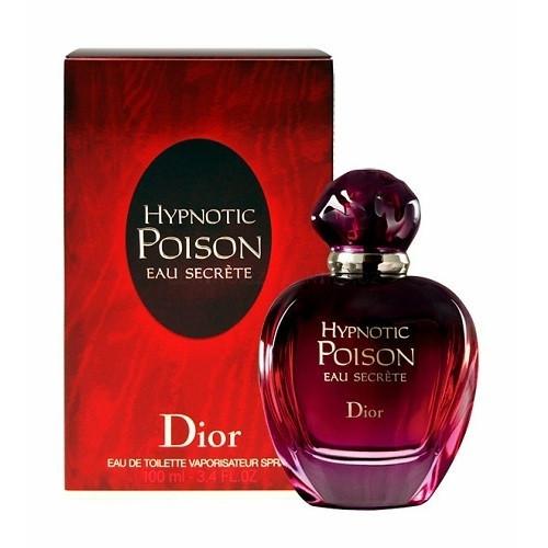 Женская туалетная вода Christian Dior Hypnotic Poison Eau Secrete ( Гипнотик Пуазон Е Сикрет) 100 мл