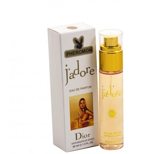 Мини парфюм женский с феромонами Christian Dior J`adore (Кристиан Диор Жадор) 45 мл
