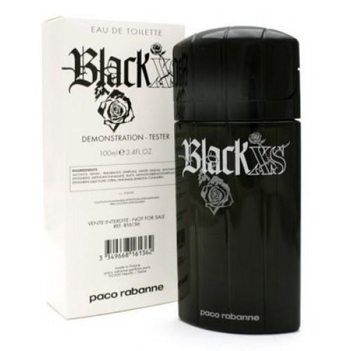 Тестер туалетная вода мужская  Paco Rabanne Black XS Pour Homme (Блэк ИксЭс) 100 мл