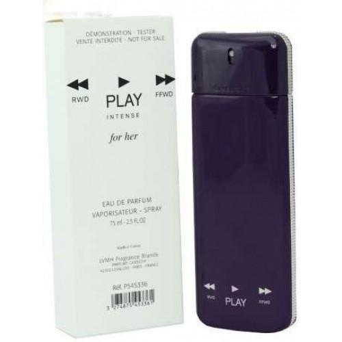 Тестер парфюмированная вода женская  Givenchy Play For Her Intense (Живанши Плэй Интенс) 75 мл