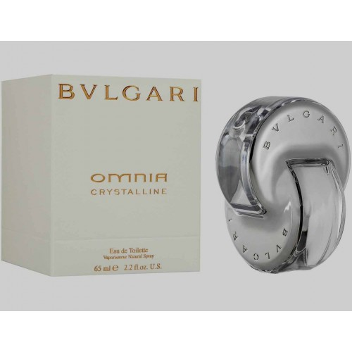 Женская туалетная вода Bvlgari Omnia Crystalline (Булгари Омниа Кристаллин) 65 мл