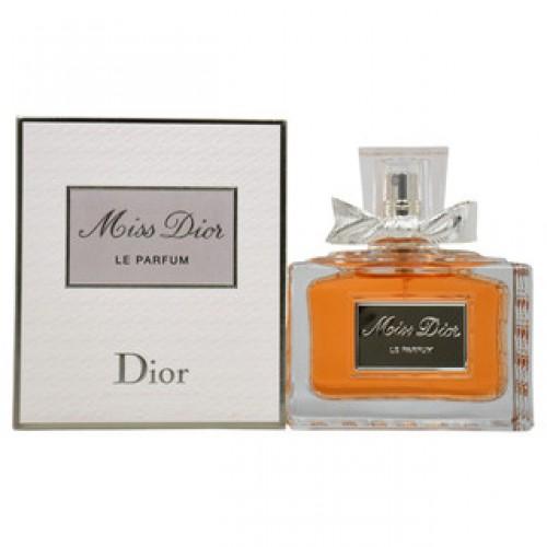 Женская парфюмированная вода Christian Dior Miss Dior Le Parfum (Кристиан Диор Мисс Диор ле Парфюм) 75 мл