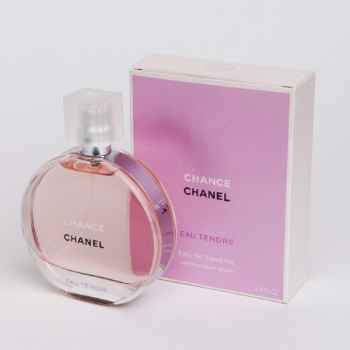 Женская туалетная вода Chanel Chance Eau Tendre (Шанель Шанс Е Тендр) 100 мл