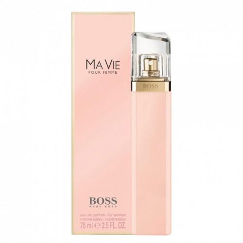 Женская апрфюмированная вода  Hugo Boss Ma Vie Pour Femme (Хьюго Бос Ма Ви Пур Фэм) 75 мл