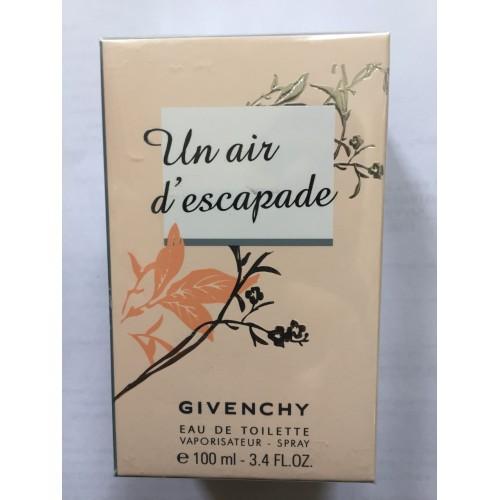 Женский парфюм Givenchy Un Air d'Escapade (Живанши Эспарад) 100 мл