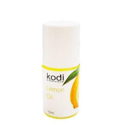 Масло для кутикулы Kodi (лимон) 15 мл.